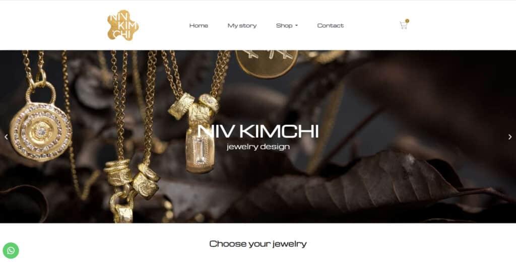הקמת חנות תכשיטים לניב קימחי